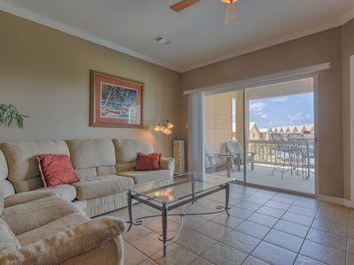 Photo for Walker Key G5 Orange Beach Waterfront Vacation Condo Rental - Meyer Vacation Rentals