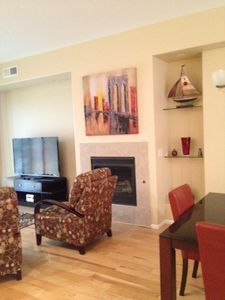 Photo for Beautiful Westgate Townhome, walking distance to Stadiums, Shopping, Restaurants