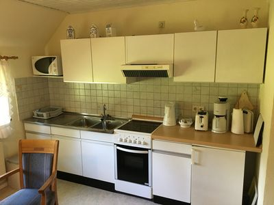 Photo for 1BR Corporate Apartment Vacation Rental in Wiefelstede, NDS