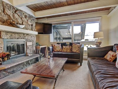 Photo for Modern 2Br Condo at Lodge at Vail, Short Walk to Gondola