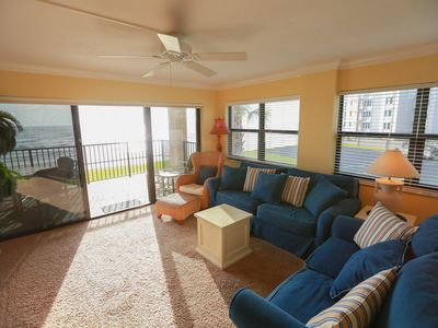 Photo for Family-Friendly Direct Oceanfront 3BR/3BA 2nd Flr. Corner Unit