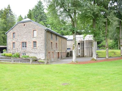 Photo for Rural accommodation in an old mill in the high Ardennes