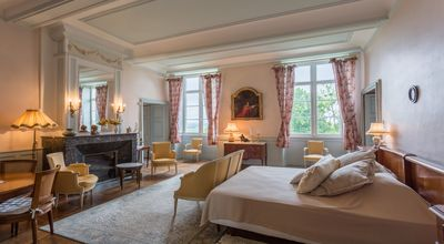 Photo for Family Suites at Château d'Estrac: Béarn, Madiran and Bordeaux