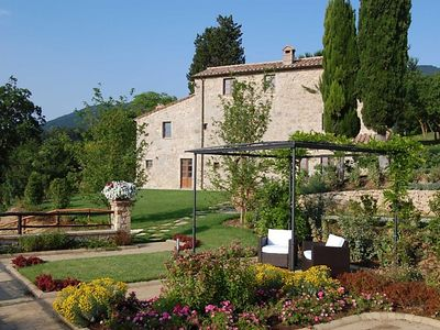 Photo for Vacation home Grillo  in Sarteano, Siena and sourroundings - 4 persons, 2 bedrooms