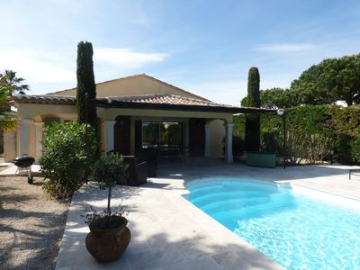Photo for OLIVE TREES WITH POOL VILLA QUIET NEAR THE CENTER AND BEACHES