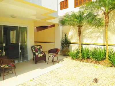 Photo for Code 125A Beautiful 3 bedroom apartment in the center of Bombinhas Beach!