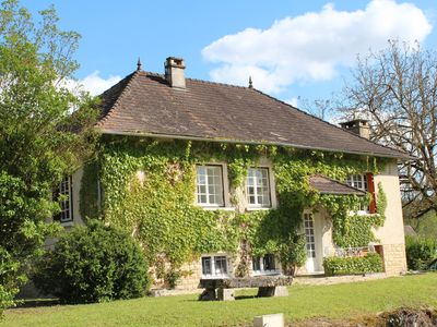 Photo for Holiday Home with Large Private Pool And Hill Views In The Heart Of The Dordogne