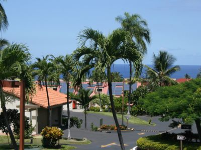 Photo for Spacious 1 BR/1 BA Keauhou Gardens condo at Kona Coast Resort