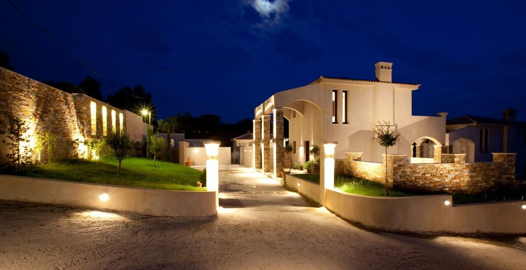 Skiathos Repos Villas Brand New Luxurious Homeaway