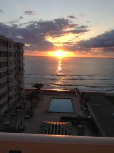 Photo for DIRECTLY ON OCEAN WITH VIEWS FROM ALL ROOMS - 1 YR MINIMUM RENTAL