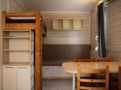 Photo for Camping Le Hameau des Canisses *** - Bungalow 2 Rooms Alcove 4 People Air Conditioned