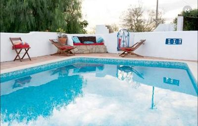 Photo for Rural and beach Villa with Private Pool And Sea View near the beaches and golf courses