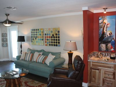 Photo for Smart Port Aransas Vacationers Love Dual King Beds, 2/2 VIEW!