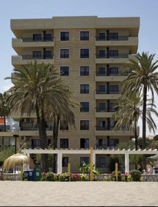 Photo for FRONT APARTMENT IN FIRST LINE OF BEACH. LOS BOLICHES, FUENGIROLA 6 PAX