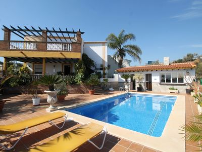 Photo for 1073 Villa Retama (6p) - Villa for 6 people in Nerja