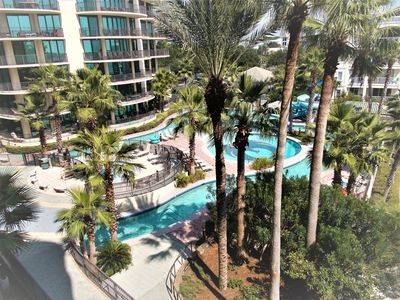 Photo for Great Condo In Popular Resort Overlooking The Bay..