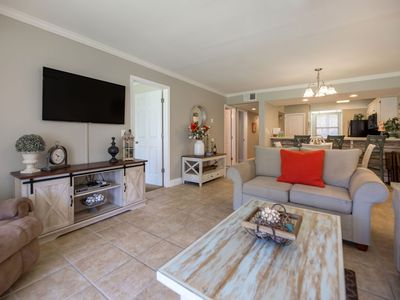 Photo for Pristine Golf Villa at PCB's only Full-Service Resort | Beachside Lagoon Pool