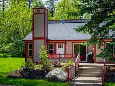 Photo for New to VRBO! Perfectly located close to the lake and between town and the ski hill