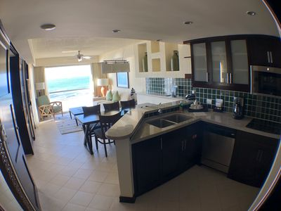 Photo for New Year in an Amazing Beachfront Condo. 8 people in the best location in Cancun