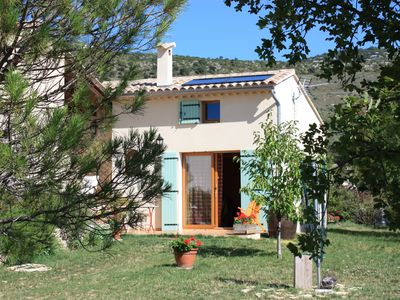 Photo for Charming studio near the Ardèche Gorges and the Pont d'Arc Cave