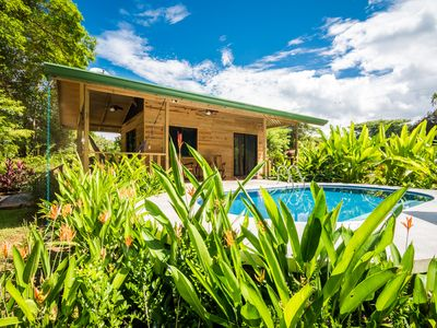 Photo for Ocean Melody 2 - Fully Equipped, Walking Distance from Beaches, Garden and Pool!