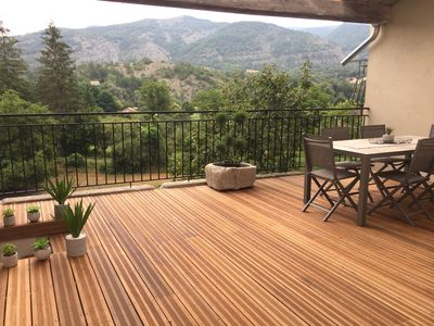 Photo for New village house with large terrace
