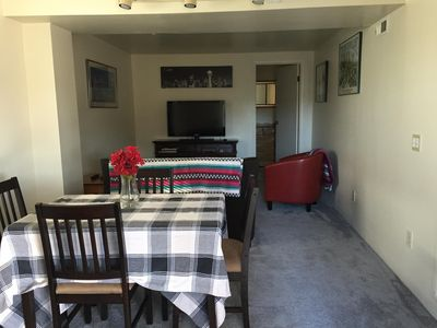 Photo for Spacious 1bd/1ba Basement MIL Aptartment Minutes to Downtown w/Private Parking