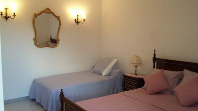 Photo for Triple Room Garden 5 km from the beaches of Ghisonaccia