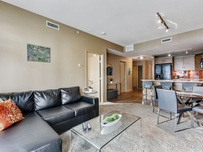 Photo for 1BR Apartment Vacation Rental in Calgary, AB