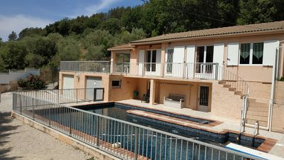 Photo for RENT BIG VILLA WITH SWIMMING-POOL AND GARDEN