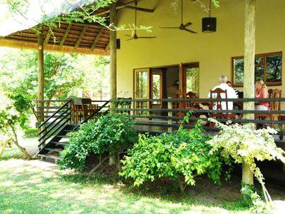 Photo for Luxury holidayhome in gated estate near Kruger Park and Golf