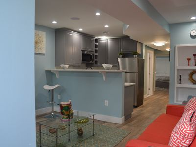 Photo for Heart of NoMa-Renovated 1 Bedroom English Basement
