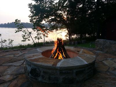 Photo for Direct Beaver Lake Access! Firepit, Fishing/Swimming, Convenient to Rogers