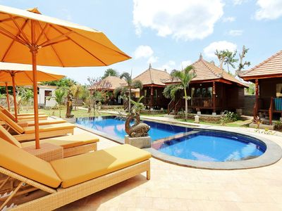 Photo for 1BR Cottage Vacation Rental in Nusa Lembongan, Bali