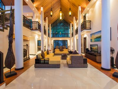 Photo for Lily Pool Villa in Nai Harn