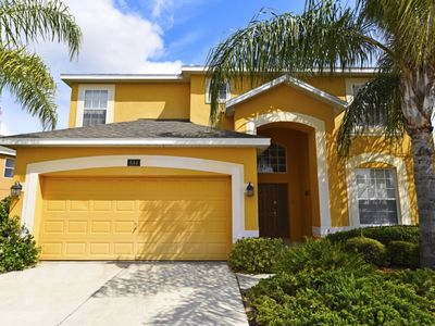 Photo for Modern Bargains - Watersong - Feature Packed Contemporary 7 Beds 4 Baths Villa - 9 Miles To Disney
