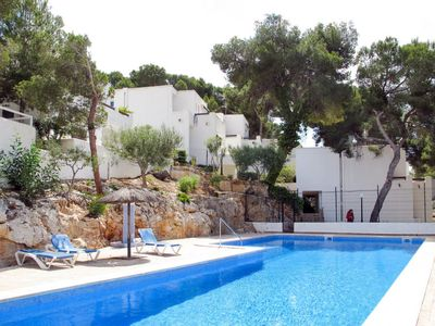 Photo for 2 bedroom Apartment, sleeps 4 in Cala d'Or