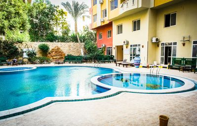 Photo for Diamond Arabia. Swimming Pool View. Perfect Vacation Place For You & Your Family