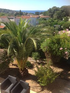 Photo for Porticcio: Air-conditioned house with garden at 800 m from the beach