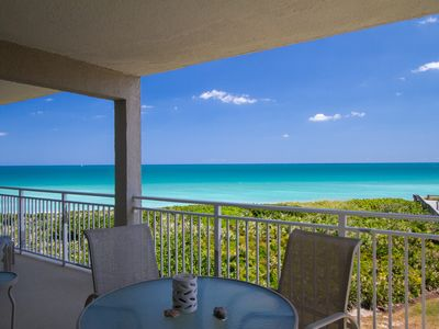 Photo for DIRECT OCEANFRONT Condo With Great Views and Large Balcony