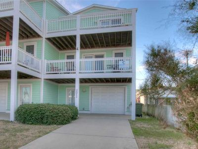 Photo for Surfs Up:  A Pet Friendly Townhouse with Views of the Ocean and close to Kure Beach Fishing Pier'