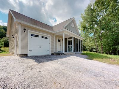 Photo for NEW LISTING! Lovely, new construction home on 100 acres w/ high-end appliances!