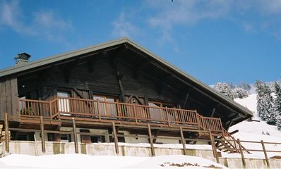 Photo for Chalet on diamond space Les Saisies