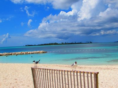 Photo for Tre'Tel Home Away #1 Centrally located, 5-minute Walk To The Beach 1800 sq. ft.