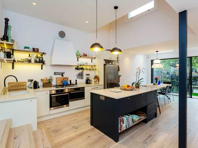 Photo for Beautifully designed 4BR home in Dalston, minutes from the Overground, by Veeve
