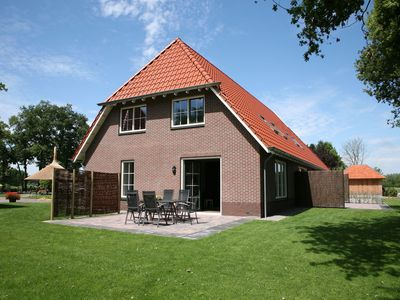 Photo for Cosy Holiday Home in Wierden with Playground