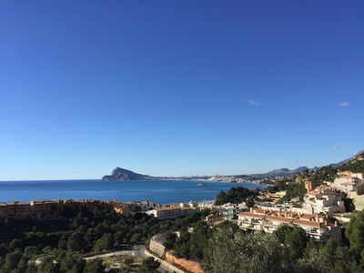 ALREA BAY - FROM OUR TERRACE