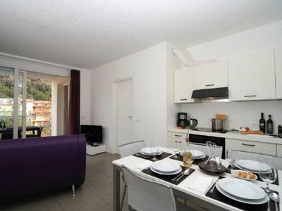 Photo for Stylish, modern apartment with pool, jacuzzi, WIFI, private balcony
