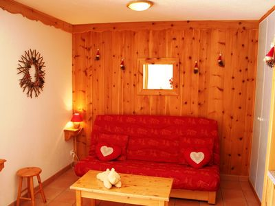 Photo for studio cabin 4 people 2 epis / 3* exposed South
