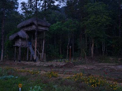 Photo for 1BR Farmhouse Vacation Rental in Thirunelly, KA